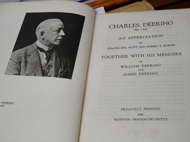 DEERING-BOOK